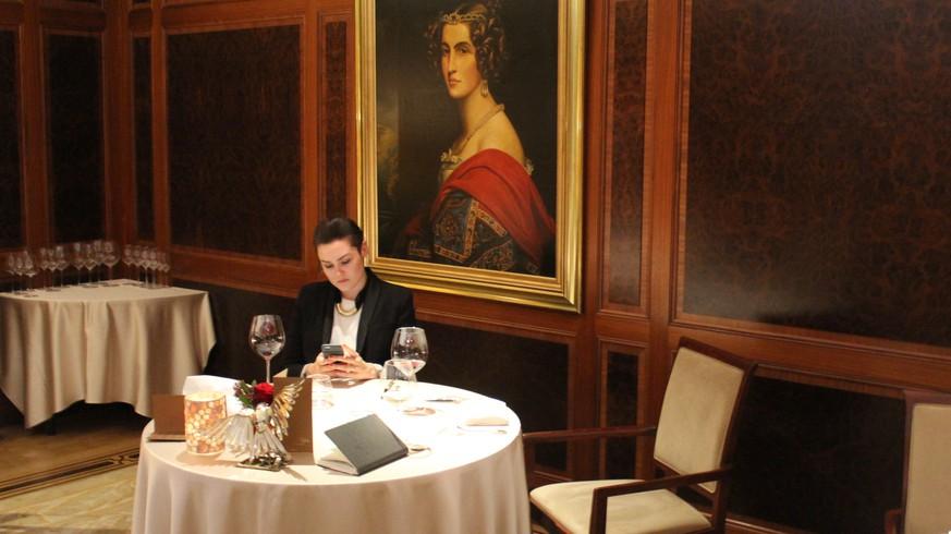 Ein Abend im Luxus-Restaurant: So sieht ein Menü für 400 Franken aus