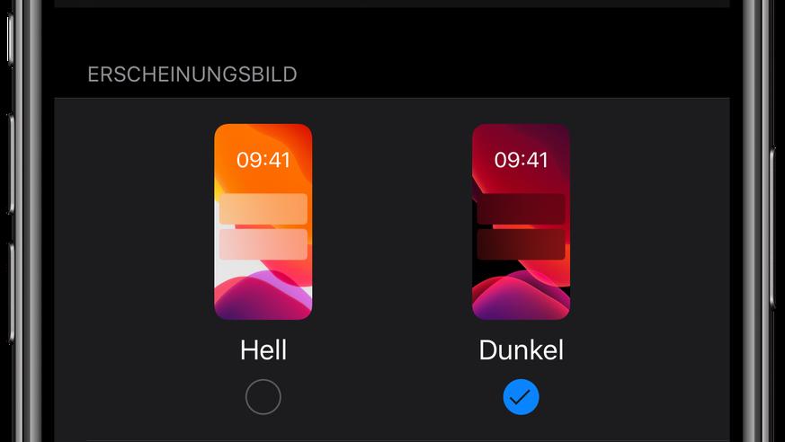 So viel Akku spart der Dunkelmodus beim iPhone, aber ...