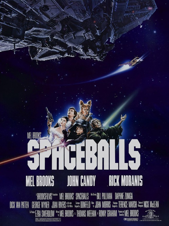 Spaceballs (1987) von Mel Brooks