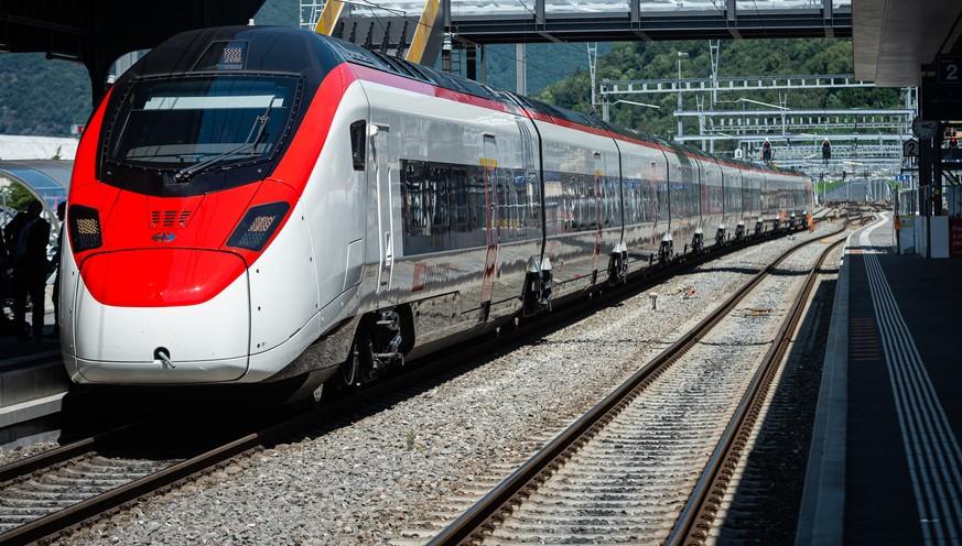 SBB: Es wird noch voller in den Gotthard-Zügen