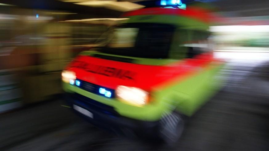 Mann stirbt nach Bootsunglück auf der Reuss im Spital