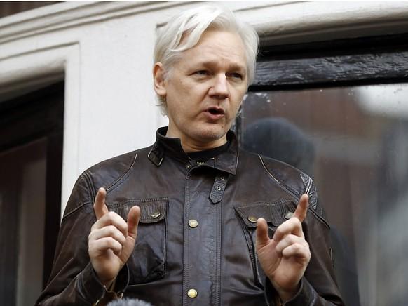 Schweden lässt Vorwürfe gegen Assange fallen
