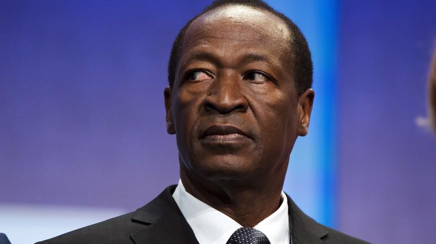 Burkina Fasos früherer Präsident Compaoré flieht ins ...