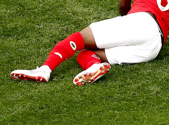 epa06888370 Danny Rose of England in action during the FIFA World Cup 2018 third place soccer match between Belgium and England in St.Petersburg, Russia, 14 July 2018.  (RESTRICTIONS APPLY: Editorial Use Only, not used in association with any commercial entity - Images must not be used in any form of alert service or push service of any kind including via mobile alert services, downloads to mobile devices or MMS messaging - Images must appear as still images and must not emulate match action video footage - No alteration is made to, and no text or image is superimposed over, any published image which: (a) intentionally obscures or removes a sponsor identification image; or (b) adds or overlays the commercial identification of any third party which is not officially associated with the FIFA World Cup)  EPA/ANATOLY MALTSEV EDITORIAL USE ONLY  EDITORIAL USE ONLY