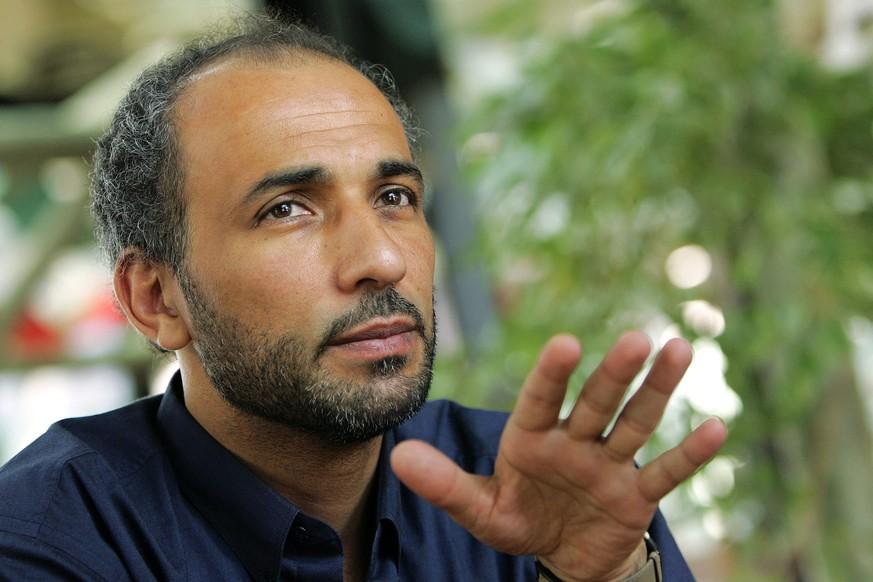 Schweizer Islamprofessor Tariq Ramadan in Paris verhaftet