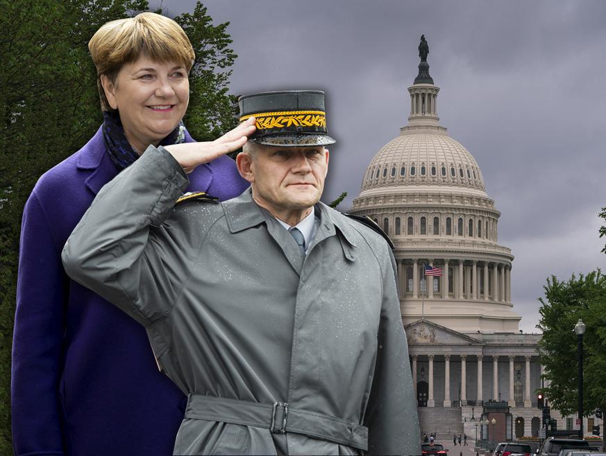 Neuer Verteidigungsattaché in den USA: Bundesrat bricht ein Versprechen.