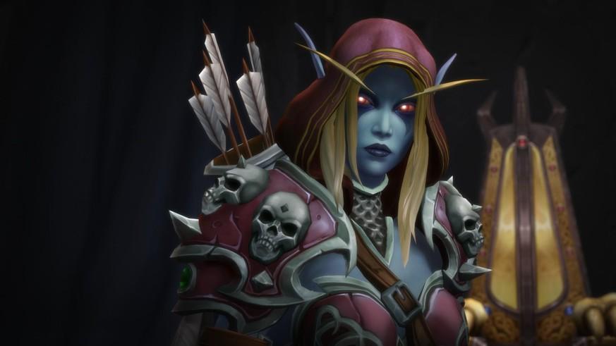 Die Anklage und die darauf folgenden Entwicklungen liessen auch Activision-Blizzards Aktienkurs fallen.
