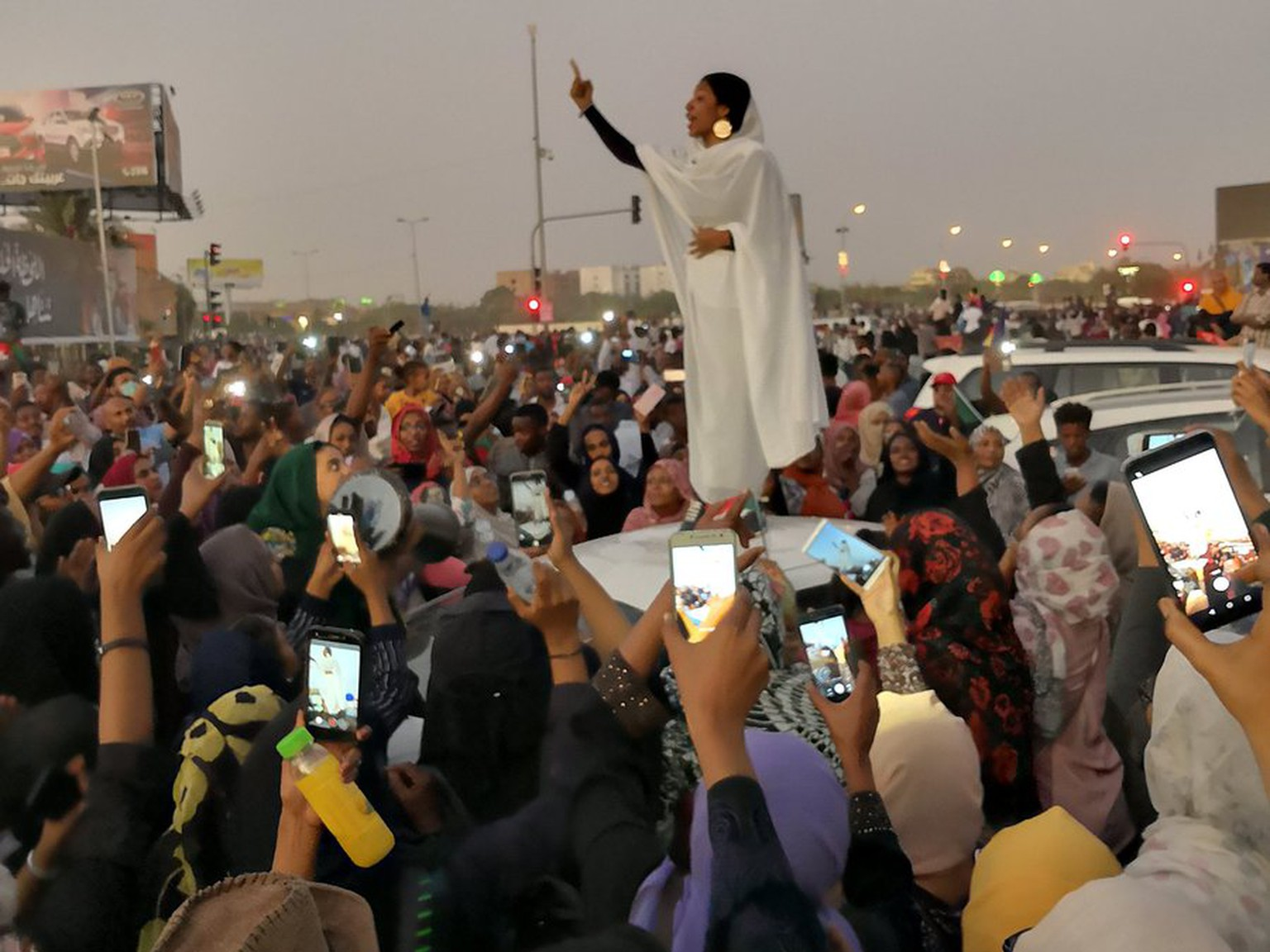 Mindestens sieben Tote nach Protesten im Sudan