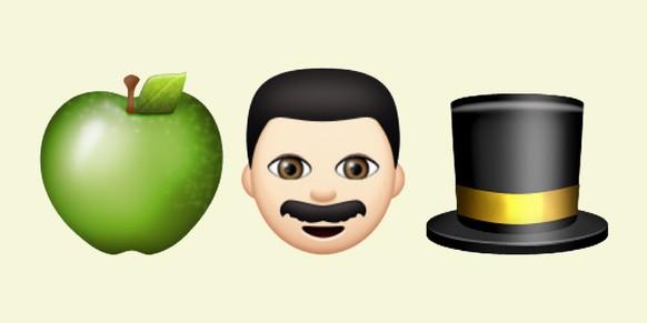 welcher ber hmte maler verbirgt sich hinter diesen emojis watson. Black Bedroom Furniture Sets. Home Design Ideas