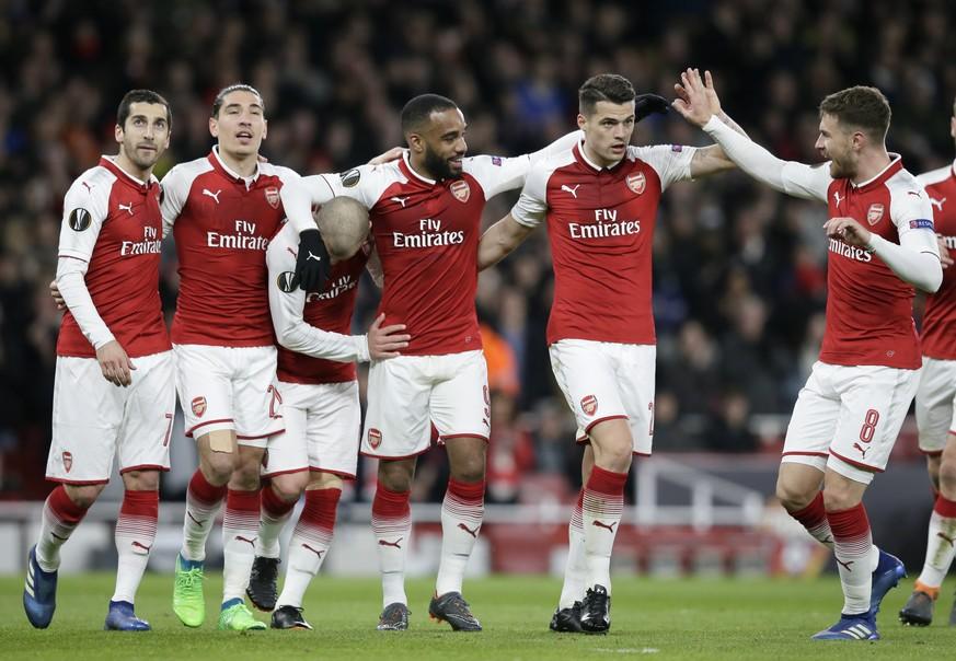 Atletico, Arsenal vor EL-Aufstieg - auch Leipzig siegte