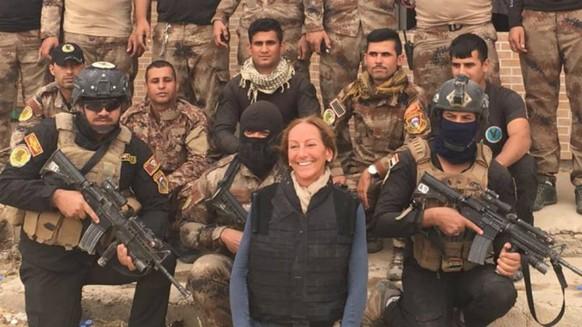 Schweizer Journalistin stirbt nach Angriff in Mossul