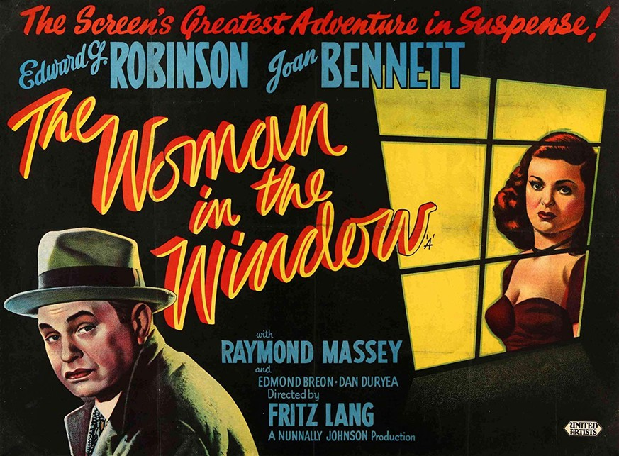 Fritz Lang «The Woman in the Window» (1944)