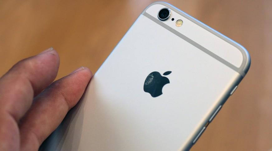 Wie kann ich Fotos auf meinem iPhone verstecken