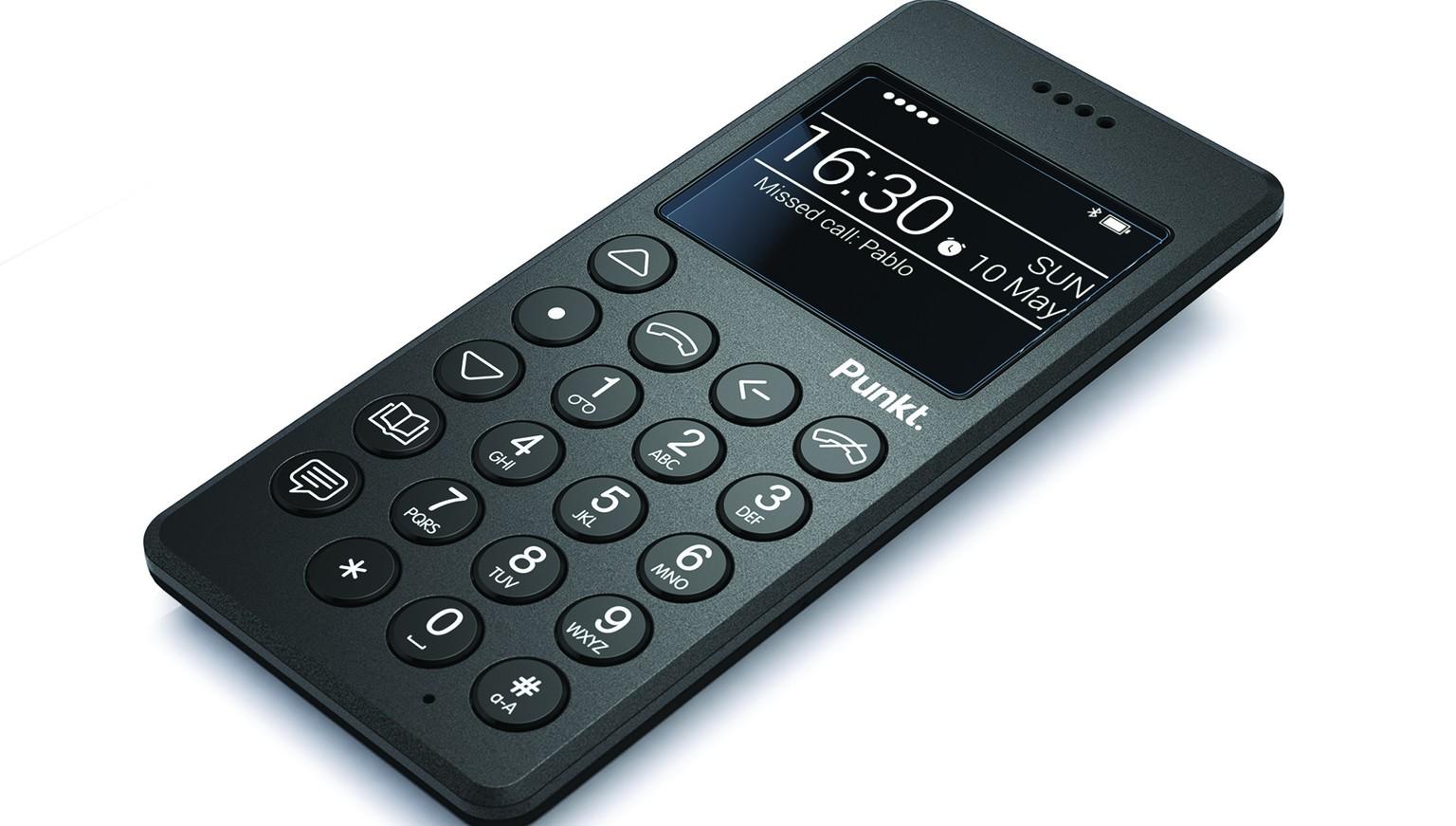 The Phone: Eine Woche nur telefonieren und SMS schreiben ...