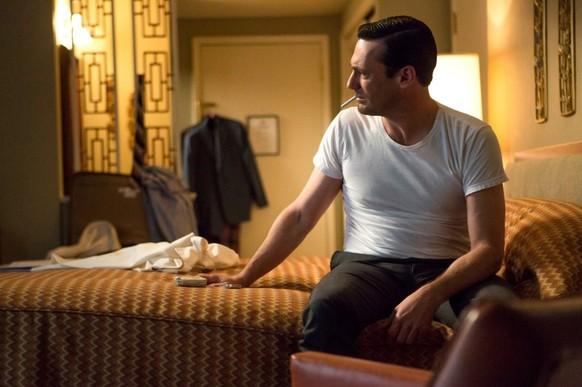 Jon Hamm as Don Draper - Mad Men _ Season 7, Episode 7 - Photo Credit: Justina Mintz/AMC