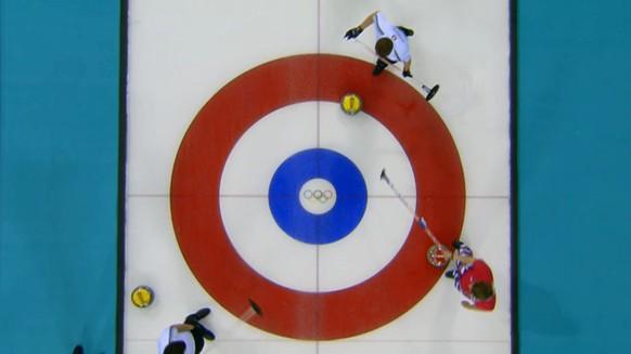 Curling Schweiz Norwegen Sotschi 2014