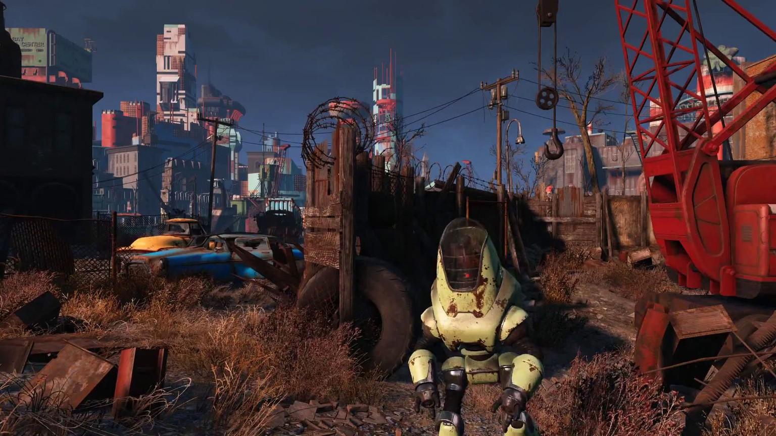 29 Survival Tipps Fur Das Postapokalypse Game Fallout 4 Watson