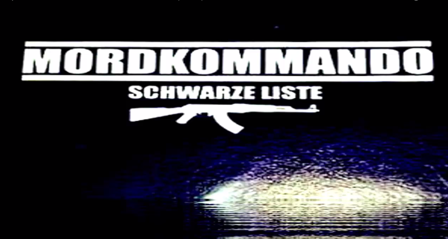 Band Mordkommando. Screenshot: Youtube
