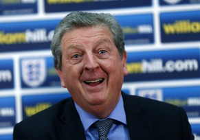 England manager Roy Hodgson attends a media conference at Wembley Stadium in London, England February 27, 2014.   REUTERS/Eddie Keogh (BRITAIN - Tags: SPORT SOCCER HEADSHOT)