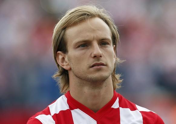 Seit 2007 hat Ivan Rakitic für die kroatische Nationalmannschaft 67 Länderspiele bestritten. Bild: AP - 1140889035285644