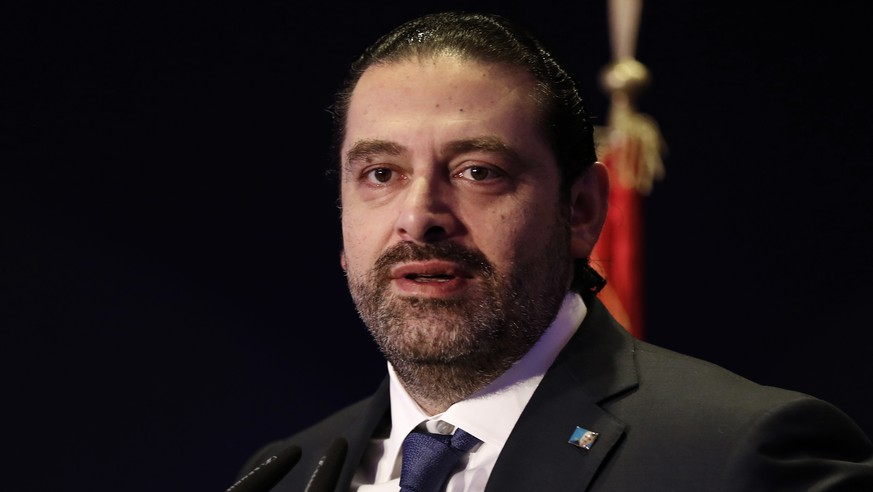 Nach Explosion: Libanons Ex-Premier Hariri erneut zum Regierungschef ernannt