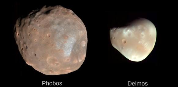 Besser Den Saturnmond Titan Kolonisieren Als Den Mars Watson