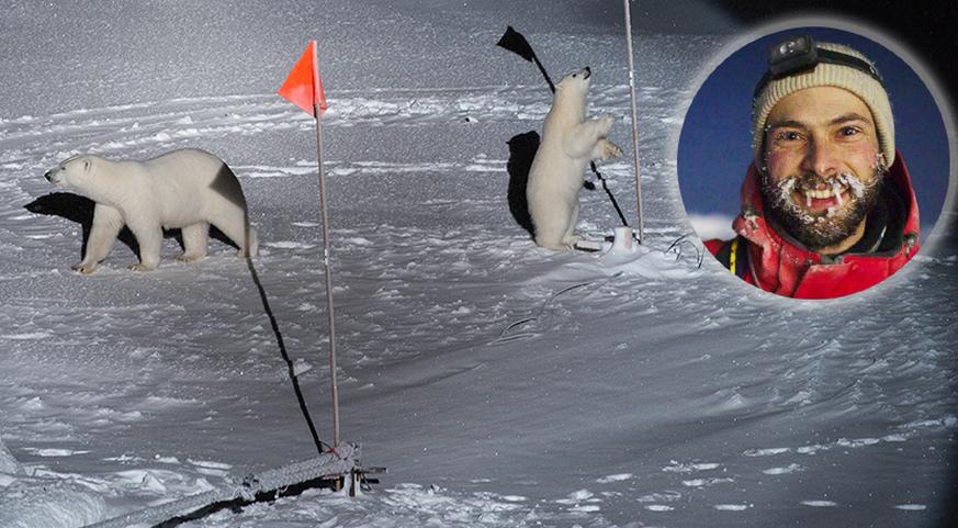 Forschen in Arktis: Wenn dich nur 80 Zentimeter vom 4000 Meter tiefen Ozean trennen