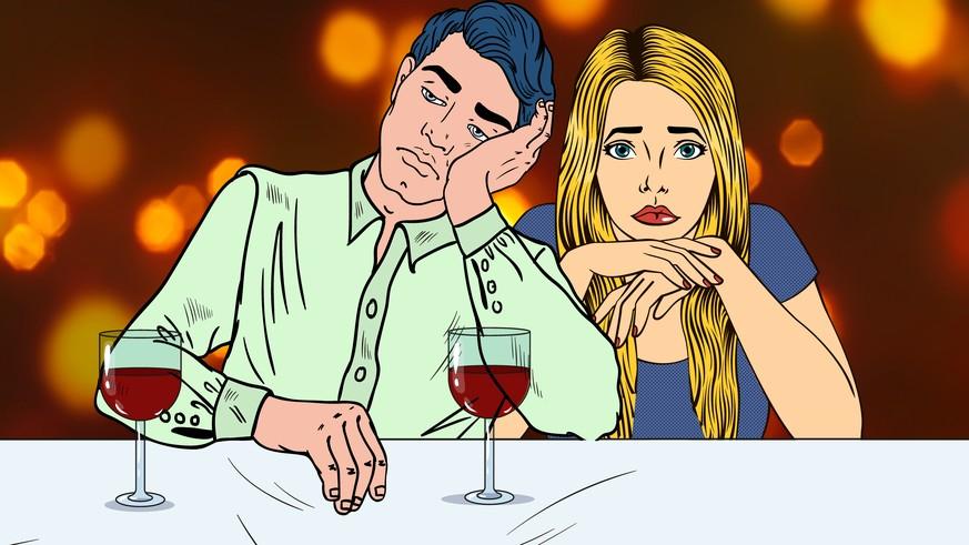 Underfucked-Mein-Abend-beim-Single-Dinner