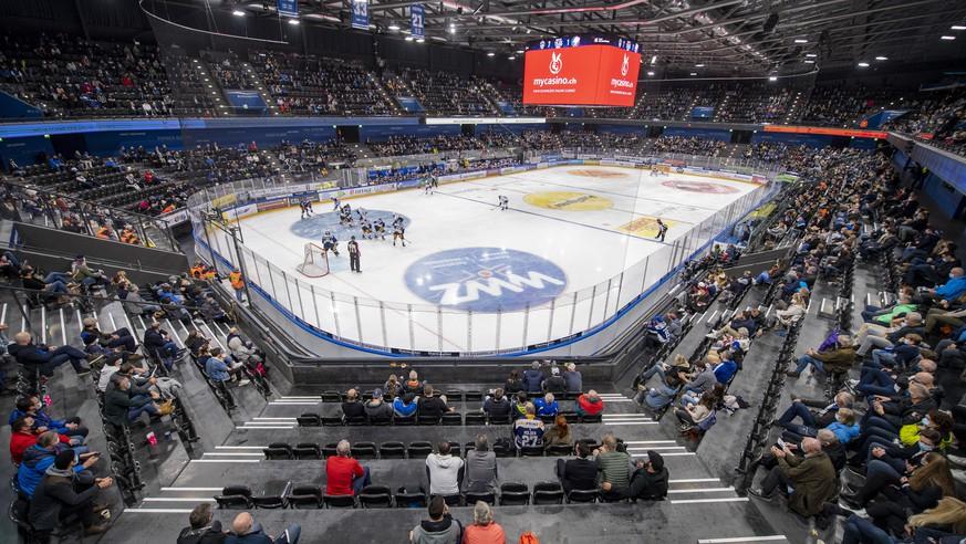 Eishockey spielen, bis die Welt untergeht – und ein neues Geschäftsmodell