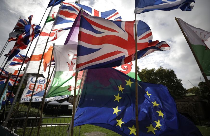 Britische Medien melden: Brexit-Deal steht