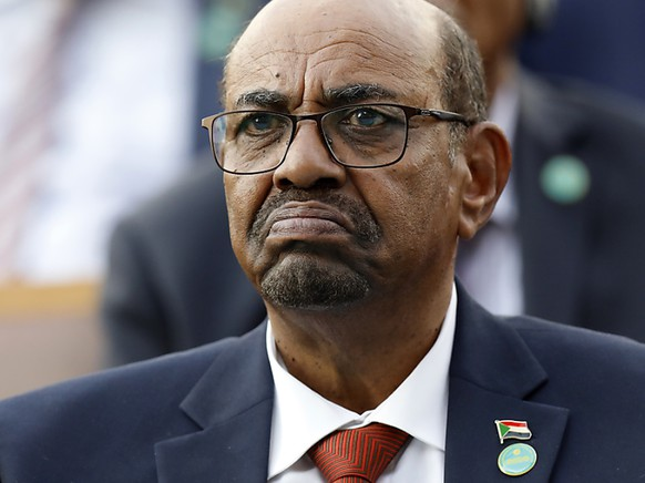Omar al-Baschir regierte den Sudan 30 Jahre lang – bis er 2019 gestürzt wurde.