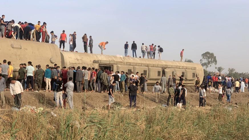Erneut-Zugungl-ck-in-gypten-neun-Tote-und-rund-100-Verletzte