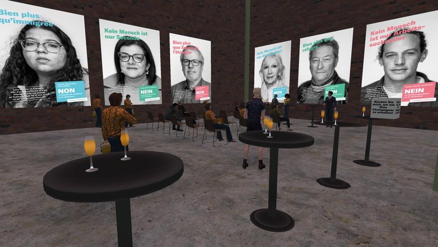 Reale und virtuelle Gegner: Der grosse Schulterschluss gegen die SVP