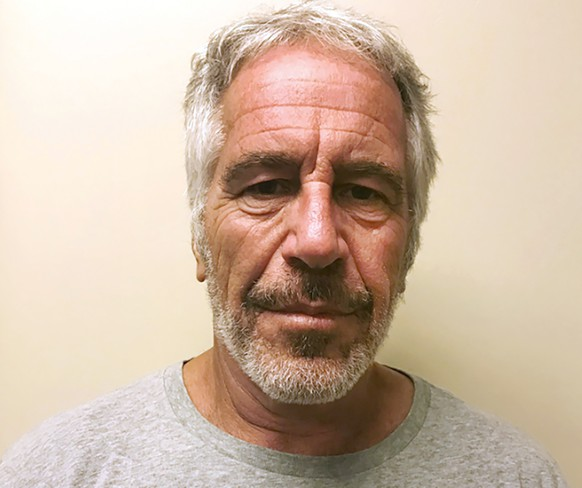 FILE - This March 28, 2017, file photo, provided by the New York State Sex Offender Registry shows Jeffrey Epstein. A judge is expected to discuss plans for the unsealing of more court records in a civil case involving sexual abuse claims against the financier Epstein. The hearing in Manhattan federal court Wednesday, Sept. 4, 2019, was ordered after a federal appeals court in New York ordered U.S. District Judge Loretta Preska to release the records after considering the privacy interests of third-parties. (New York State Sex Offender Registry via AP, File) Jeffrey Epstein