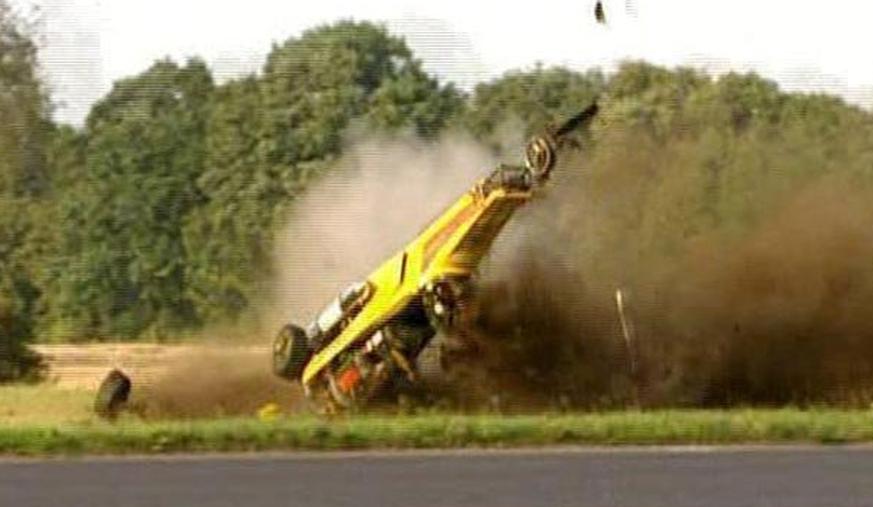Die Schlimmsten Unfälle Des Tv Stars Richard Hammond Watson