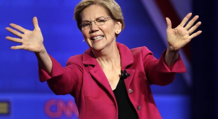 Elizabeth Warren landet Treffer gegen Zuckerberg – mit genialem Schachzug