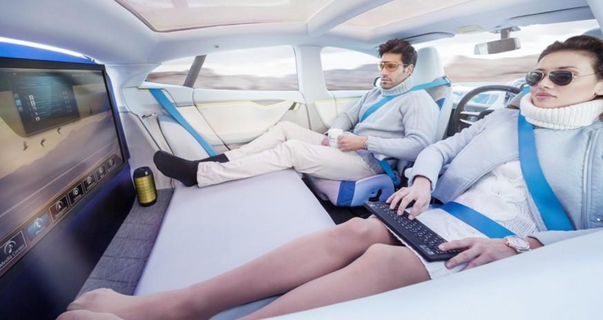 Die 6 wichtigsten Fragen und Antworten zu selbstfahrenden Autos - watson