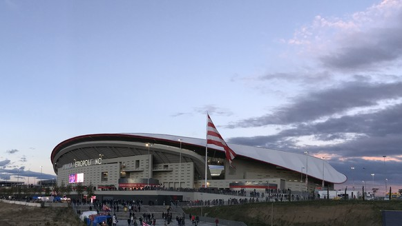 Wanda Metropolitano Atlético Madrid