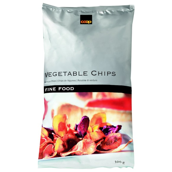 Fine Food Vegetable Chips
