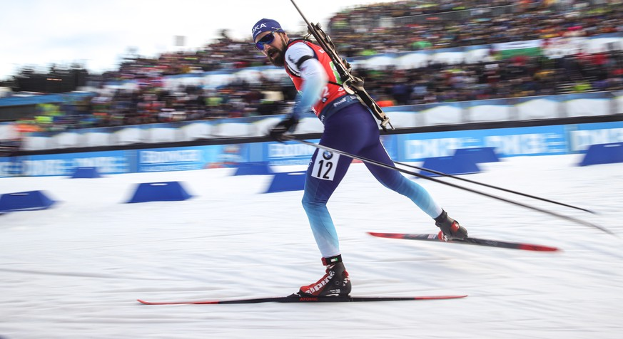 Sport-News: Biathlon-Staffel der Männer in Ruhpolding weit abgeschlagen
