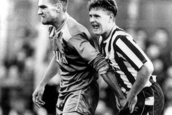 Vinnie Jones Paul Gascoigne