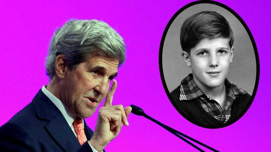 Wie «Klima-Zar» John Kerry seine Karriere in der Schweiz startete