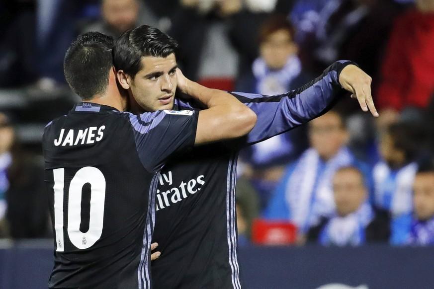Offiziell: FC Chelsea einigt sich mit Real Madrid wegen Alvaro Morata