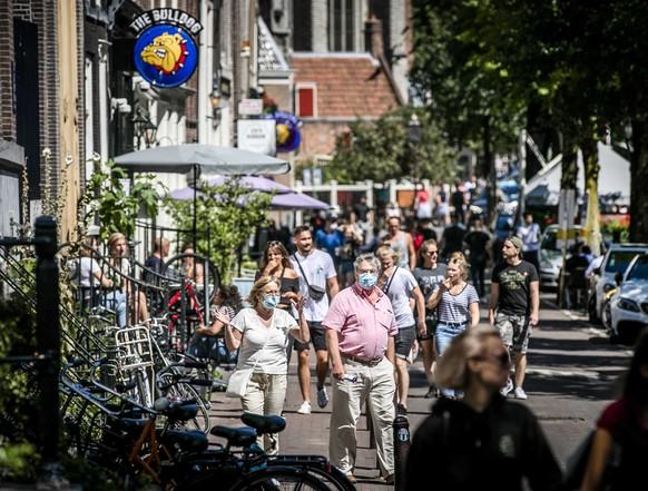 NETHERLANDS PANDEMIC CORONAVIRUS COVID19