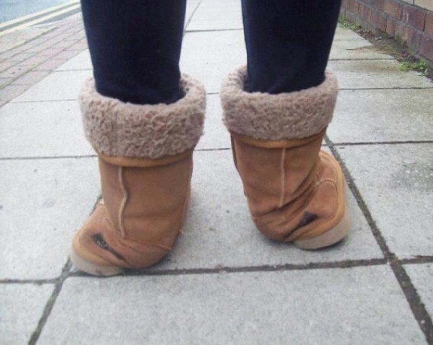Beliebt Bevorzugt UGG Boots: Deswegen darfst du sie nie wieder tragen - watson @KJ_44