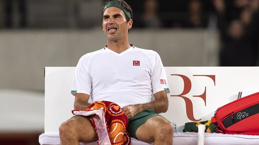 Roger Federer und seine Entscheidung mit Weitsicht, Kopf und Herz, aber auch Kalkül