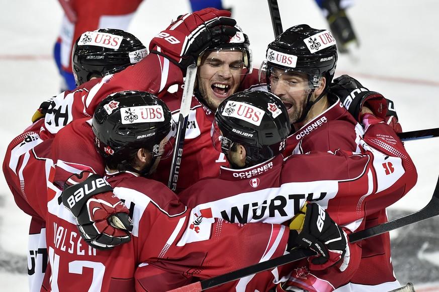 Schweizer Halbfinal-Gegner sind bekannt: Team Canada und Ufa kämpfen ...
