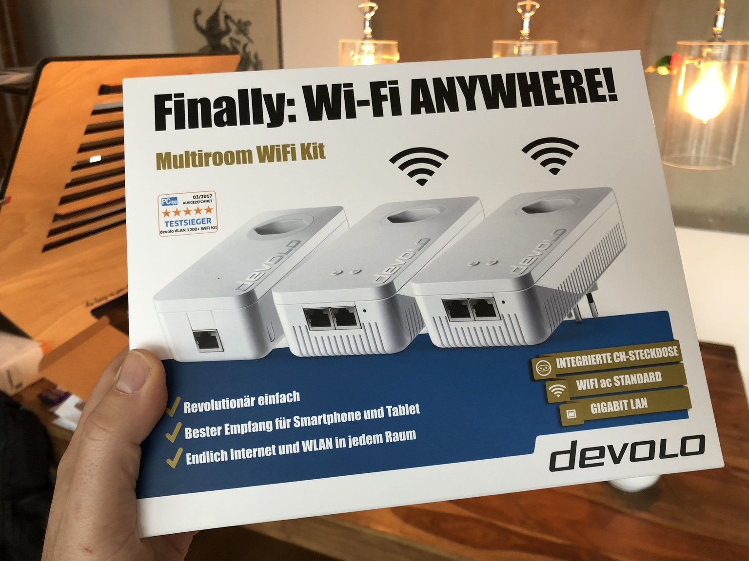 Devolo WiFi Everywhere