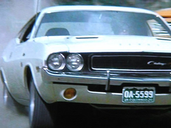 kowalski dodge challenger vanishing point http://www.musclecarszone.com/1970-dodge-challenger-rt-from-vanishing-point/