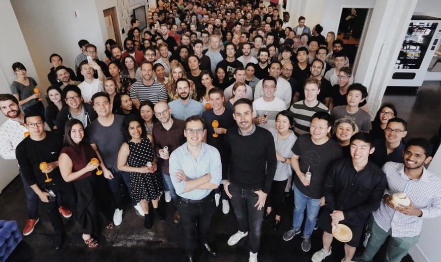 Nach WhatsApp-Abgang: Auch Instagram-Gründer verlassen Facebook im Streit